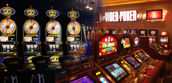7 Perbedaan Antara Game Slot Online dan Video Poker